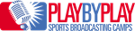 Play by Play Sports Broadcasting Camps Logo
