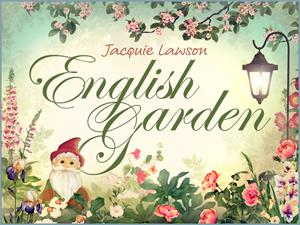New animated english garden released by jacquie lawson m4hsunfo