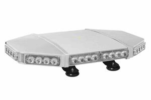9200-RL-LED-S-SCM-WR 40W Low Profile Rechargeable LED Strobe Light Bar