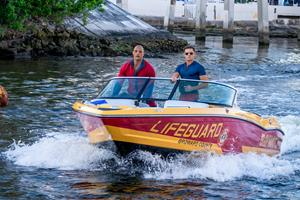 MasterCraft X30 in BAYWATCH