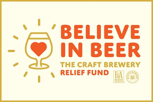 Brewers Association partners with Bottleshare to create Believe in Beer Relief Fund