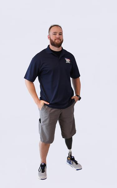 Army SGT Nathan Shumaker will receive Homes For Our Troops' 300th specially adapted custom home on Sept. 12, 2020.