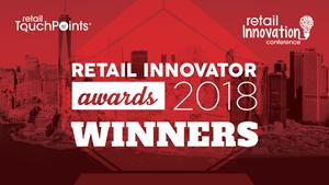 2018 Retail Innovator Award Winners