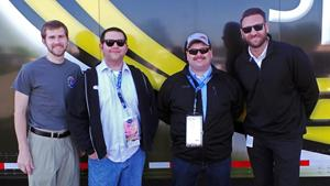 Responsibility Has Its Rewards Sweepstakes Winner at Dover International Speedway