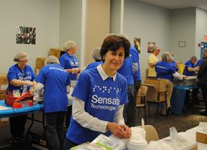 Sensata Technologies Holds First Annual Day of Service