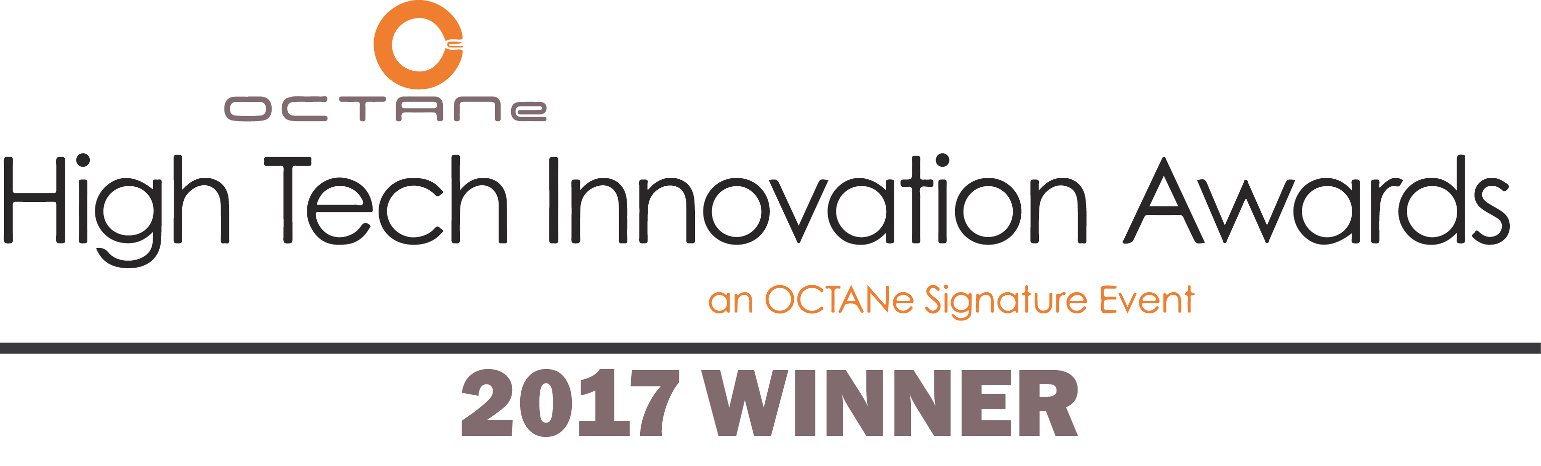 OCTANe High Tech Innovation Awards