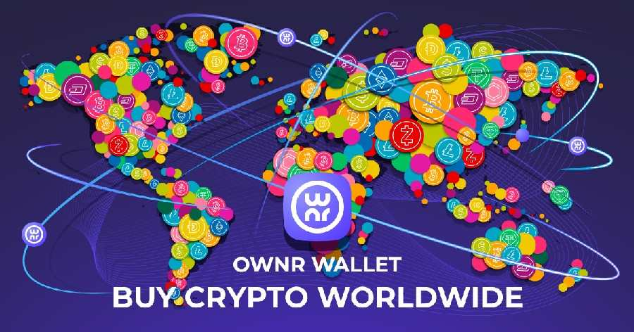 OWNR Wallet Expands it all-In-One Cryptocurrency Platform Worldwide 1