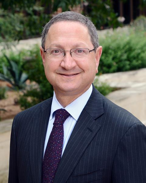 Kenneth A. Hersh, 2020 Honoree, L.Frank Pitts Energy Leadership Award
