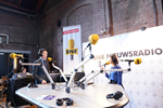Squirrel AI Learning's Founder Derek Haoyang Li accepted an interview from BNR NIEUWSRADIO