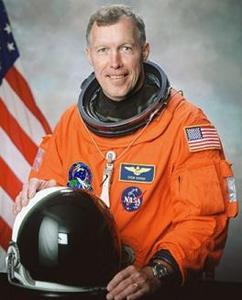 Captain (RET) Dominic Lee Pudwill Gorie, USN/NASA