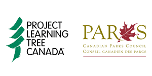 PLT Canada and Canadian Parks Council logo