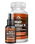 Zenith Lab's Hair Revital X – Do This Supplement Ingredients Really Effective? Hair Revital X Reviews by Nuvectramedical