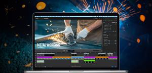 The new look of ScreenFlow 10