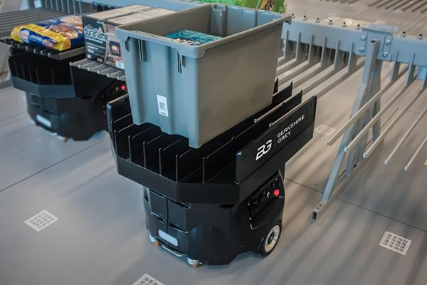 Berkshire Grey - IER Mobility Platform