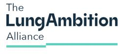 The Lung Ambition Alliance