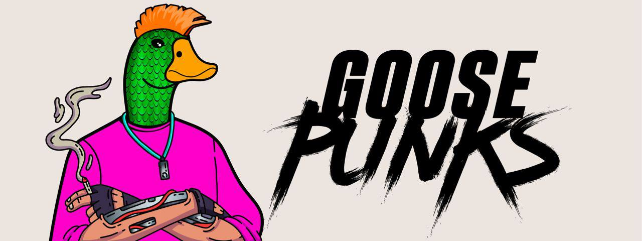 Announcing the Launch of GoosePunks NFTs, a Collection of 12000 Unique Hand Drawn Generative NFTs 1