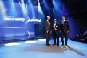 Federal-Mogul Powertrain_VW Group Award 2016