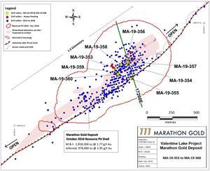 Marathon's Infill Drilling Continues Hitting New High-Grade