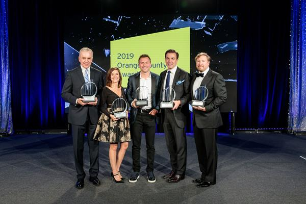 EY announces winners of the Entrepreneur Of The Year® 2019 Orange County Award