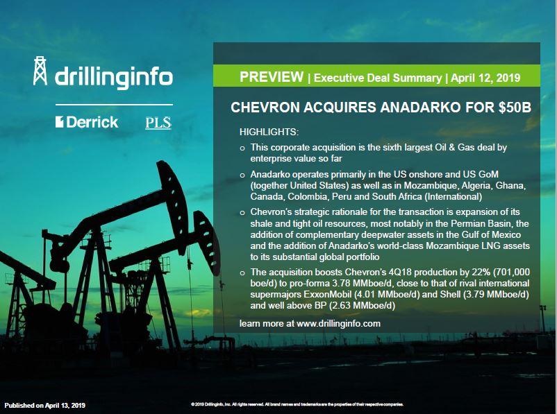 Making Dollars & Cents of Chevron's $50 Billion Acquisition