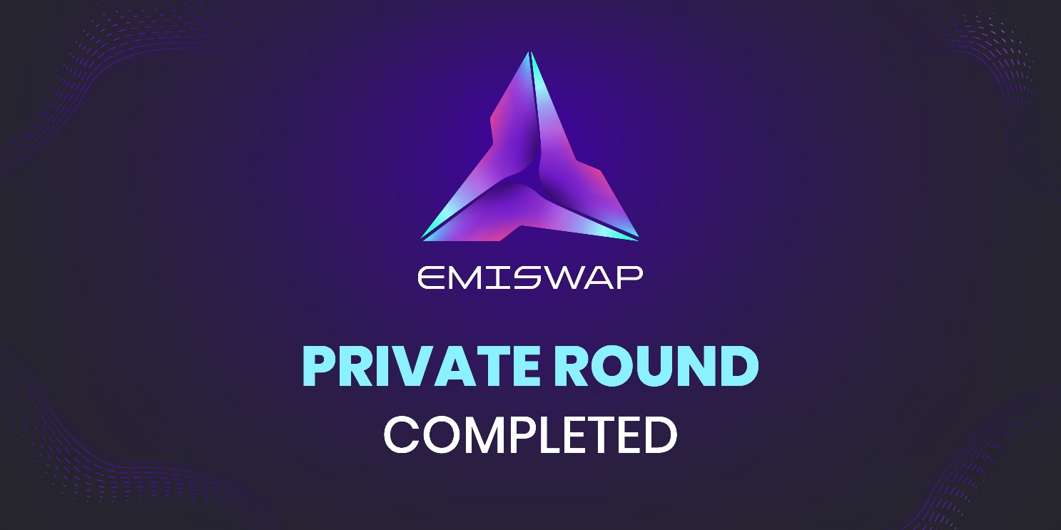 EmiSwap Secures $1.38 Million in Private Funding 1