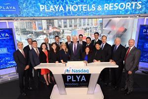 Playa Hotels & Resorts Executives and VIP Guests
