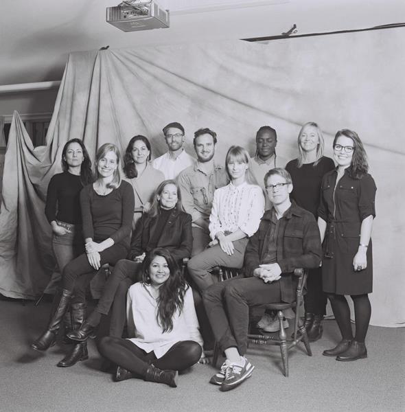 Logan Nonfiction Fellows, Class of Fall 2017