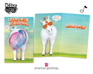 Shake Up A Groovy Birthday With New Cheeky WishesTM Cards From American Greetings