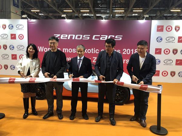 In Macau 2018 Car Show
