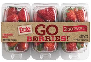 Dole GO Berries!™