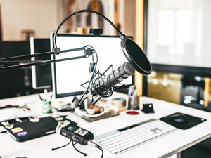 Need Podcast studio for Rent: Dallas Venture X  Dallas Venture X Park Cities at Campbell Centre offers their podcast studios to rent for you to record your podcast.