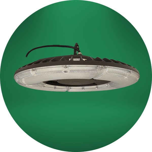 NEW: HARRIS LED Wet Rated High Bay, Gen 1 | WRRH1