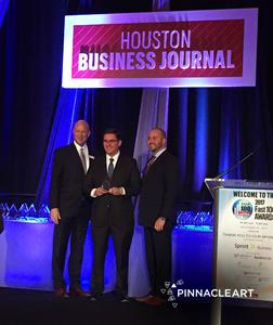 PinnacleART HBJ Fast 100 Award