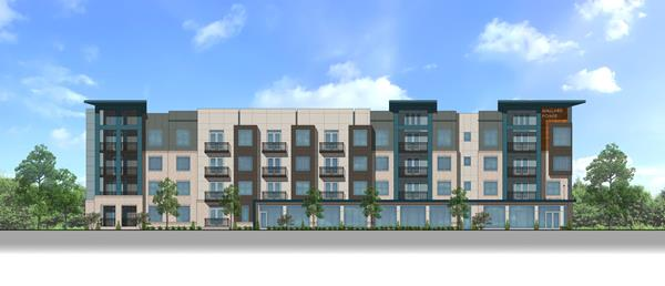 Mallard Pointe, a 260-unit luxury apartment community by High Real Estate Group LLC, will open in 2020 at 11030 David Taylor Drive in Charlotte, N.C.