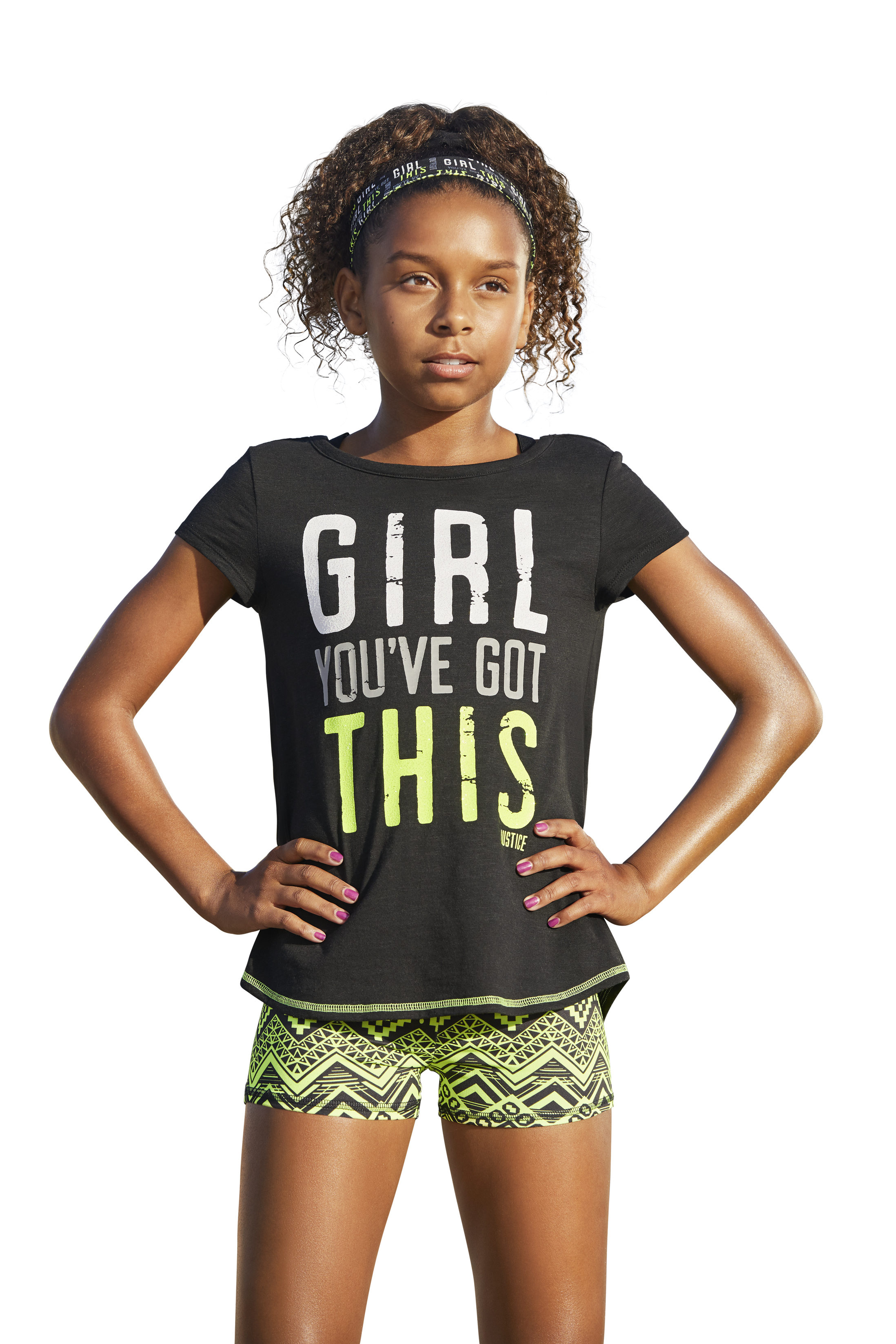 Justice Girls on the Run Collection