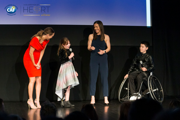 Bay Area sportscasters Laura Britt and Therese Viñal to host the 2021 Celebration of Heart gala at home. The Challenged Athletes Foundation's extraordinary program will showcase the healing and transformational power of sports.