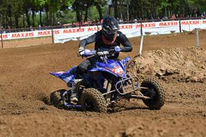 Yamaha Factory-Supported Racer, Chad Wienen