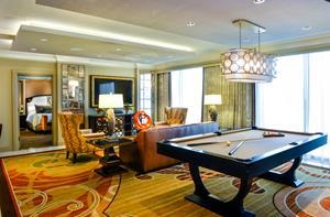 Versailles Suite at L'Auberge Casino Resort Lake Charles