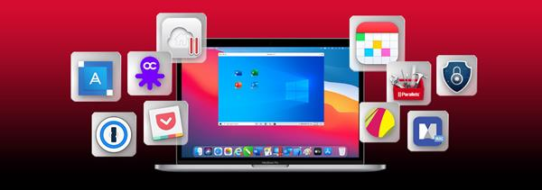 Parallels' exclusive bundle of 10 premium Mac apps offers $935 CAD savings until March 1, 2021 at 2:59 a.m. EST.