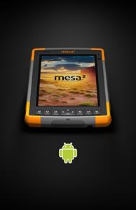 Mesa 2 Rugged Tablet with Android by Juniper Systems Limited