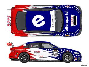 eEuroparts.com July 4th Livery