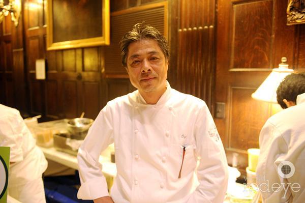 Chef Toru Oga