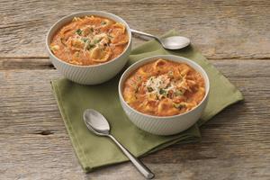 Authentic Italian Cuisine Featuring Pesto