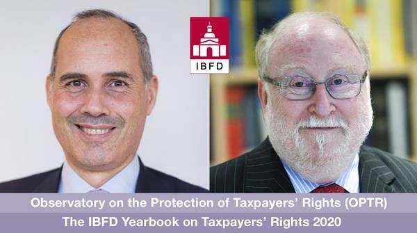 L'IBFD lance l'annuaire 2020 sur les droits des contribuables
