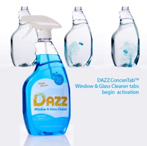 DAZZ Cleaner Tablet System