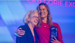 Saccade Analytics accepts OCTAS 2018 Excellence Award