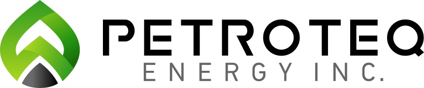 Petroteq Energy Announces Production of Oil