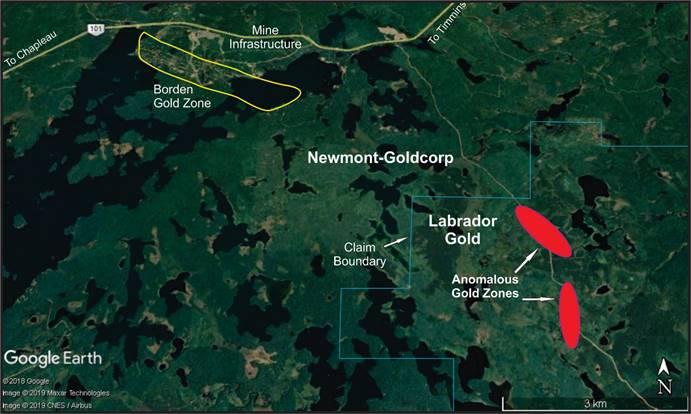 Labrador Gold Corp.