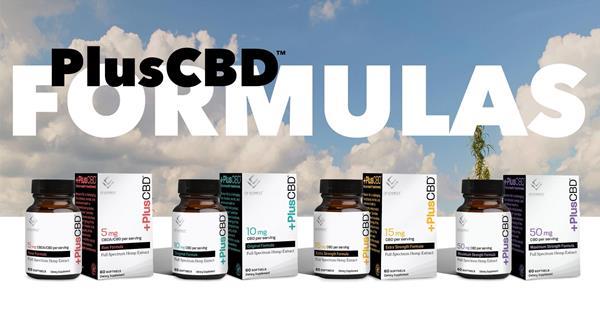 PlusCBD Rebrand