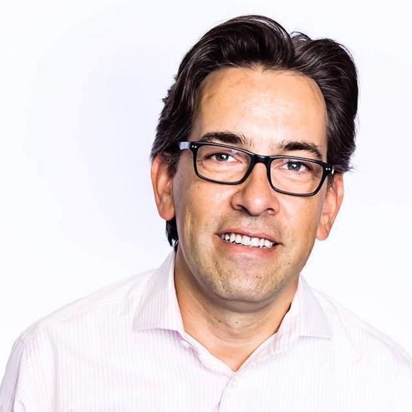Gary Allen, CEO of New Frontier Data